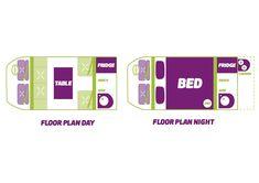 Floor plan Crib 2