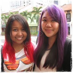 Manic Panic Hair Dye Manic Panic Hair Dye, Hair Color Ideas For Brunettes Balayage, Vellus Hair, Blonde Gif, Hair Color Pink, Red Ombre, Long Faces, Balayage Brunette, Hair Studio
