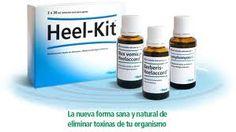 Kit Detox Heel, dos veces al año. Homeopatía saludable.
