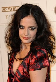Eva Green. She reminds me of Charlotte Rampling. But a more slutty, less wholesome version.
