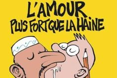 Les journalistes de Charlie Hebdo répondent en dessin aux attaques dont ils ont été victimes.