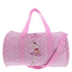 Girls' ballet duffel bag from Payless Shoe Source