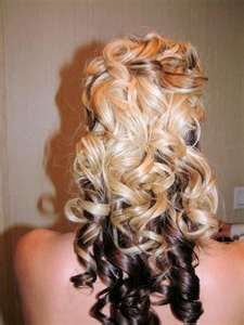 Image Search Results for long hair wedding styles