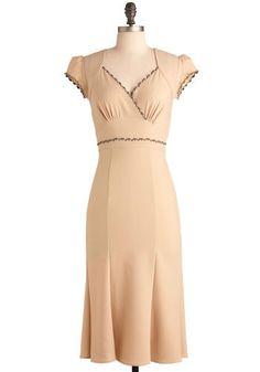 Vintage style dress on Modcloth