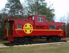 tiny guest houses   Caboose guest house