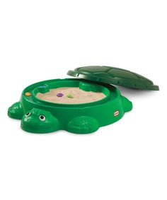Look at this Turtle Sandbox on #zulily today!