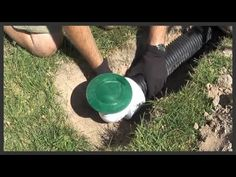 Steps I took to install a lawn pop-up drain at my home. Once installed, the drain will take rain water from the down spout on the gutter system and water our...