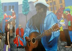 North Ave Mural, University District