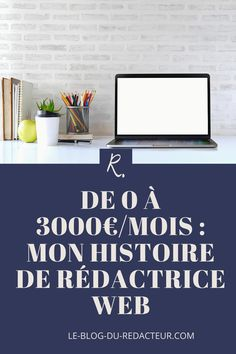 Comment je suis devenue une rédactrice web prospère et épanouie. #redactriceweb #travailalamaison #mompreneur #mumpreneur #freelance #redactionweb Letter Board, Blog, Lettering, Business, Home Decor, Reading, Board, Personal Development, Decoration Home