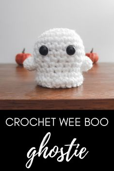 Halloween Crochet, Cute Halloween, Halloween Themes, Halloween Crafts, Crochet Patterns For Beginners, Easy Crochet Patterns, Crochet Designs, Crochet Tutorials, Quick Crochet