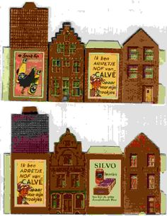 Printable Houses on my website by jdayminis