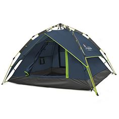 Mountaintop Outdoor 23 Person Camping TentBackpacking Tents with Carry Bag 3 Season Tents for Camping >>> Learn more by visiting the image link.