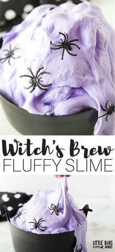 Witches Brew Recipe for Kids