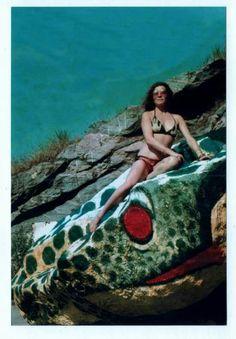 Summertime... Janis Joplin in Honolulu, july 1970