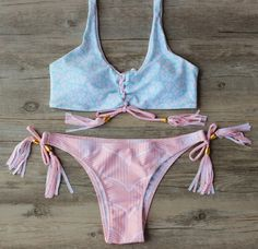 0407ea3645 164 Best Bathing suitssss images | Bikini set, Bikini swimwear ...