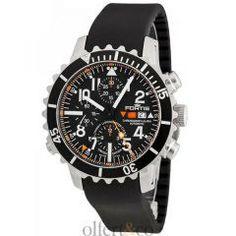 Fortis Uhren mit einer Krone Logo liefert einen Eindruck von höchster Qualität und zeitlose Präzision