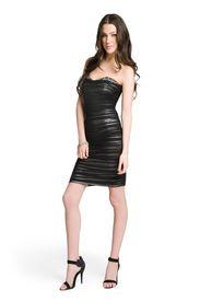 Beaded Sweetheart Dress
