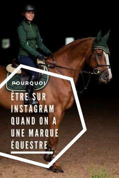 Quelques pistes de réflexion quand on a une marque équestre et sur sa stratégie de communication notamment par le biais d'Instagram. Marketing, True Words, Entrepreneur, Horses, Movie Posters, Blog, Animals, Instagram, Dance Floors