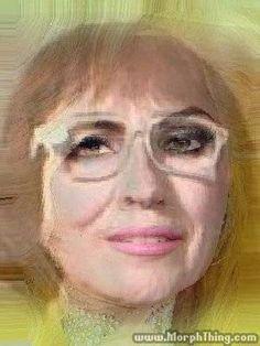 golum morph1.jpg, Lady GaGa (Morphed) - MorphThing.com