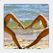 Cute idea for teens to do on the beach!!!⚓⛵