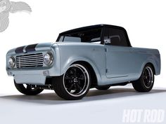 1962 international scout 80 hot rod