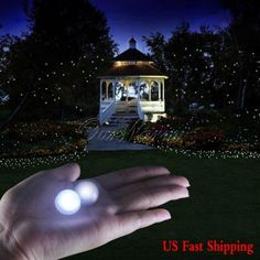 36 LED Glowing Berry Lights Waterproof Floating Floral Fairy Party Wedding Decor   eBay