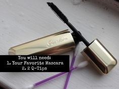 Ellee: Beauty Tip: How to Curl Eyelashes Without an Eyelash Curler...