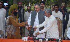 Militant leader surrenders in Quetta