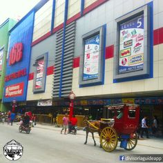 One of the first Divi malls: 168 has since expanded to 3 buildings Philippines, Mall, Buildings, Wings, Random, Pictures, Photos, Feathers, Feather