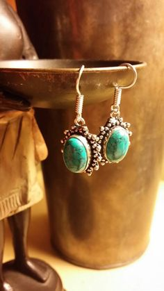 Check out this item in my Etsy shop https://www.etsy.com/listing/254218966/turquoise-925-sterling-silver-drop