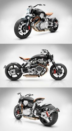 Confederate X132 Hellcat Speedster Looks Like a Motorcycle Straight from a Sci-Fi Movie