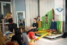 mehandi party in Folga Studio Events, Studio, Party, Home Decor, Decoration Home, Room Decor, Studios, Parties, Home Interior Design