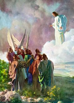 Ascension by Harry Anderson