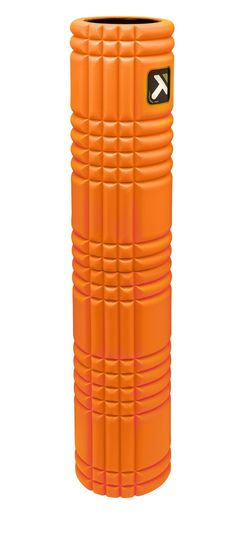 Trigger Point Performance Grid 2.0 Revolutionary EVA Foam Roller (Orange)