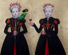 Плохие девочки («Le Bambine Cattive») Титти Гарелл (Titti Garelli).