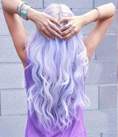 : 30 Shades of purple hair Pastel purple hair , pastel lavender hair , pastel hair , mermaid hair Color Fantasia, Lilac Hair, Violet Hair, Periwinkle Hair, Ombre Hair, Neon Hair, Pastel Lavender Hair, Purple Grey Hair, Magenta Hair