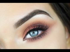 Thanksgiving Makeup Tutorial | Jaclyn Hill Palette - YouTube