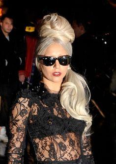 Lady Gaga en Ray-Ban