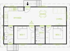 Lovely Awesome Granny Flat Plan Square Meters Google Search With Plan Extension  Maison 40m2