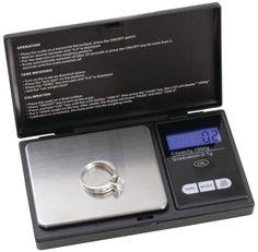 digital pocket scale