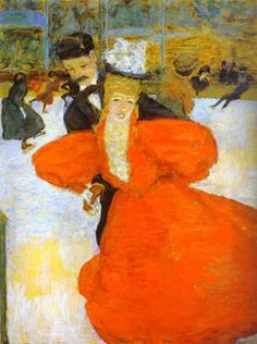 Ice Palace - Pierre Bonnard