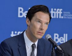 He WANTS to tell you Sherlock spoilers.   13 Secrets Benedict Cumberbatch Shared With The Internet