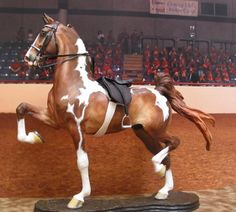 I love Breyer horses so much because so much time and effort are put into each one