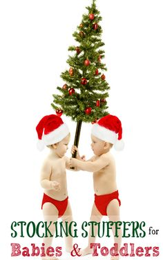 stocking stuffers for babies and toddlers