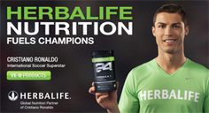 Herbalife Nutrition Fuels Champions