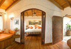 Finca Rosa Blanca Coffee Plantation and Inn. Beautiful, but pricey.