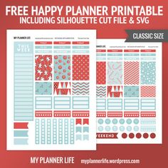 FREE HAPPY PLANNER PRINTABLE – CHRISTMAS WISH by Myplannerlife