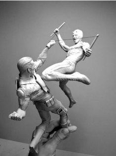 Adam Beane Sculptures