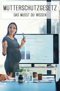 Diese Rechte hast du als Schwangere: Das Mutterschutzgesetz im Überblick.