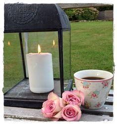 Havets Sus, Greengate, Ib Laursen, coffee, coffeecup, my garden, flowers